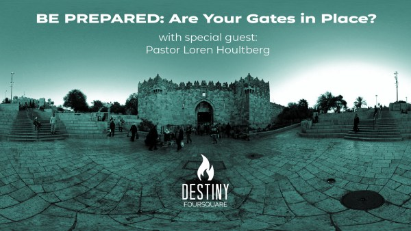 Are Your Gates In Place? Image