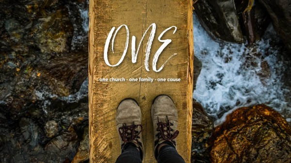 One, Part 2: Love God's Family Image