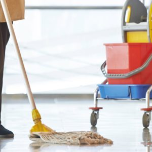 After Hours Cleanup Service