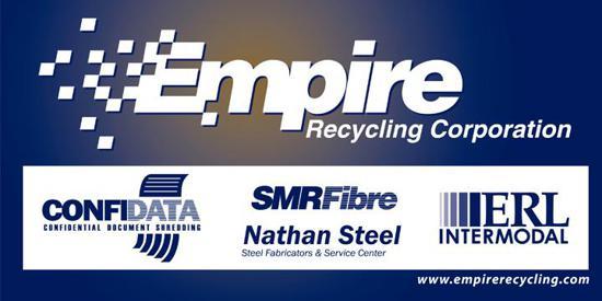 Empire Recycling Corporation Announced as 2019 Presenting Team Sponsor
