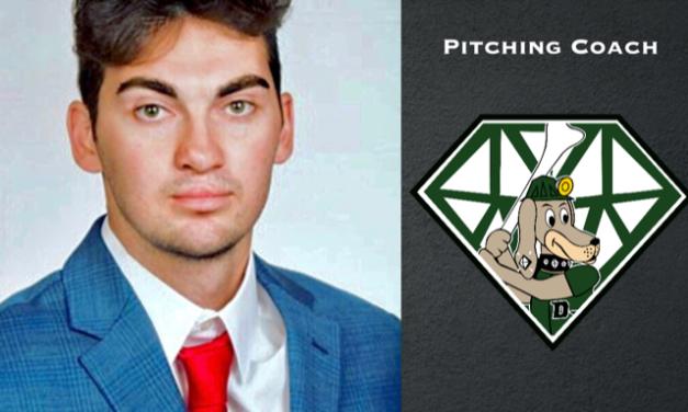 Diamond Dawgs Name Casper Pitching Coach