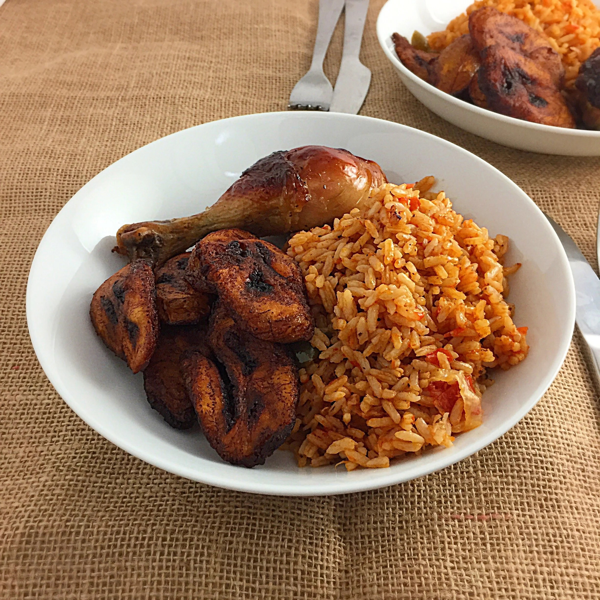 Nigerian party rice stove top edition my diaspora kitchen you may or may not have heard about nigerian party jollof rice if you havent make sure you check out this post about it there is not so much to say ccuart Choice Image