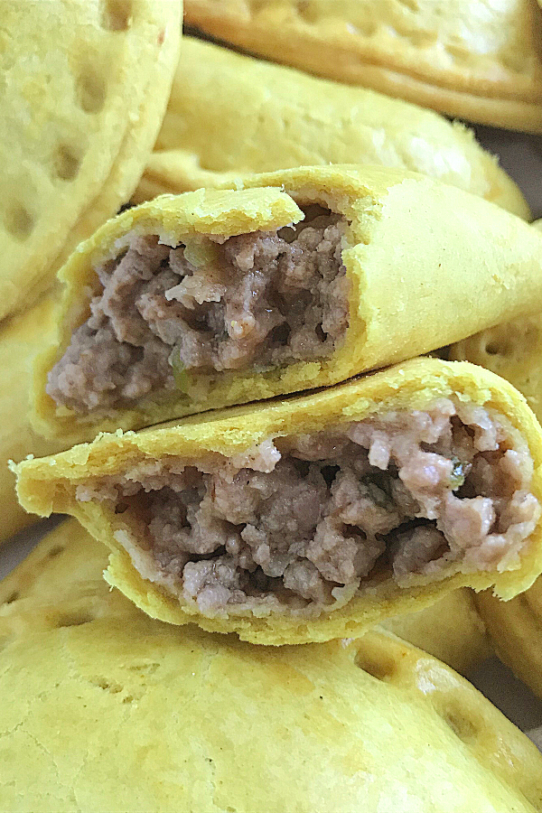 jamaican beef patties  my diaspora kitchen