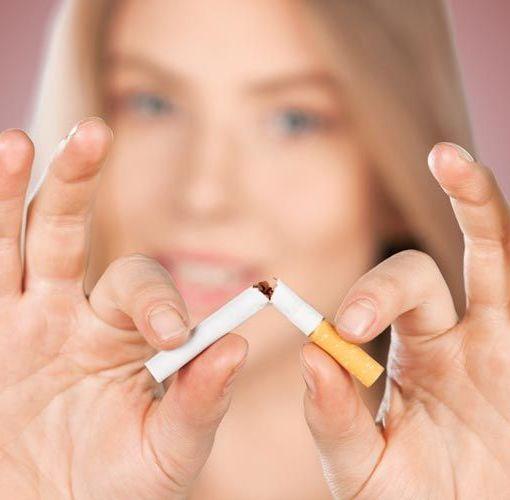 Διατροφικές συμβουλές για πρώην καπνιστές