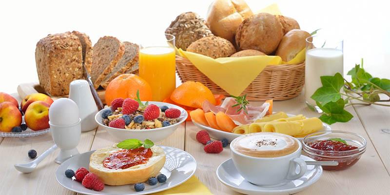 5 πρότυπα πρωινού για απώλεια βάρους