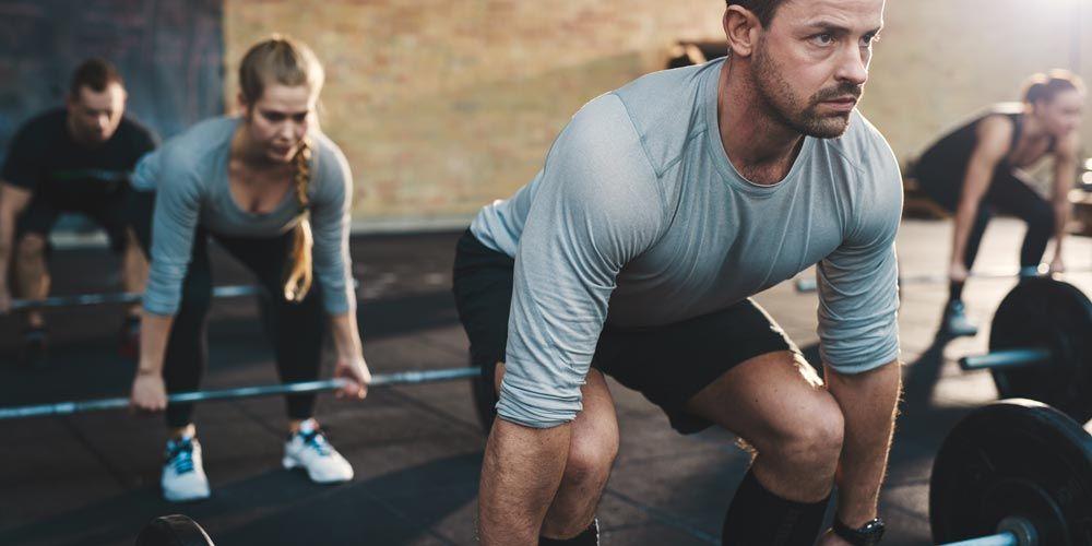 Ασκήσεις αντίστασης για την αύξηση μυϊκής μάζας. Τι είδους διατροφή θα συστήνατε;