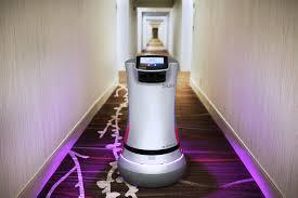 Savioke Robot