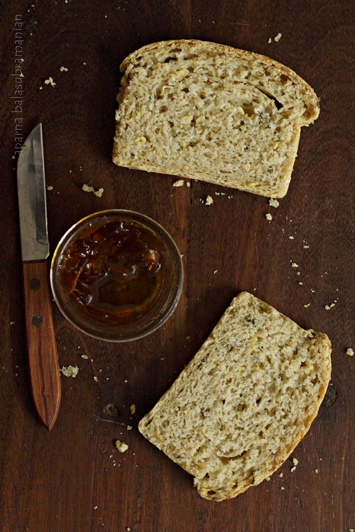 Sprouts Bread Sliced