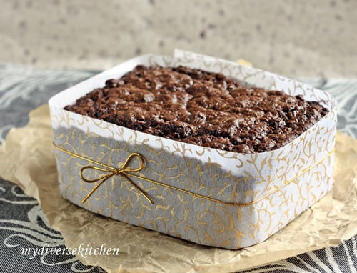 A Slightly Healthier Chocolate Zucchini Bread (Egg Free)