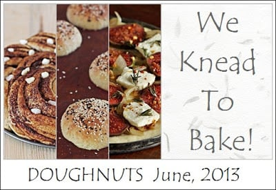 We Knead To Bake #6 : There's Something About Doughnuts – Baked Yeasted Doughnuts (Regular, Glazed or Filled)