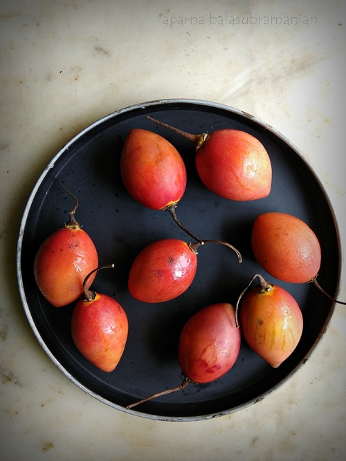 Tamarillo Fruit