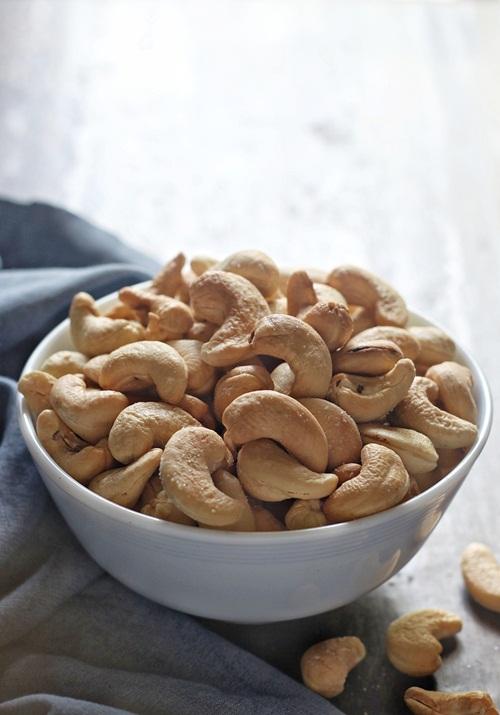 Oven Roasted Cashewnuts