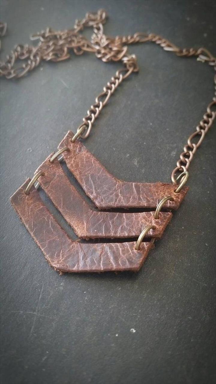 Leather Scrap Ideas Crafts
