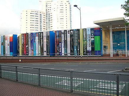 Kansas Cardiff Kütüphanesi