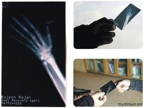 Röntgen Kartvizit