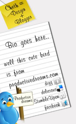 twitter free background psd 3