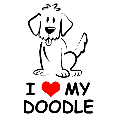 Goldendoodle Gifts Gifts For Dog Lovers My Dog Rulez