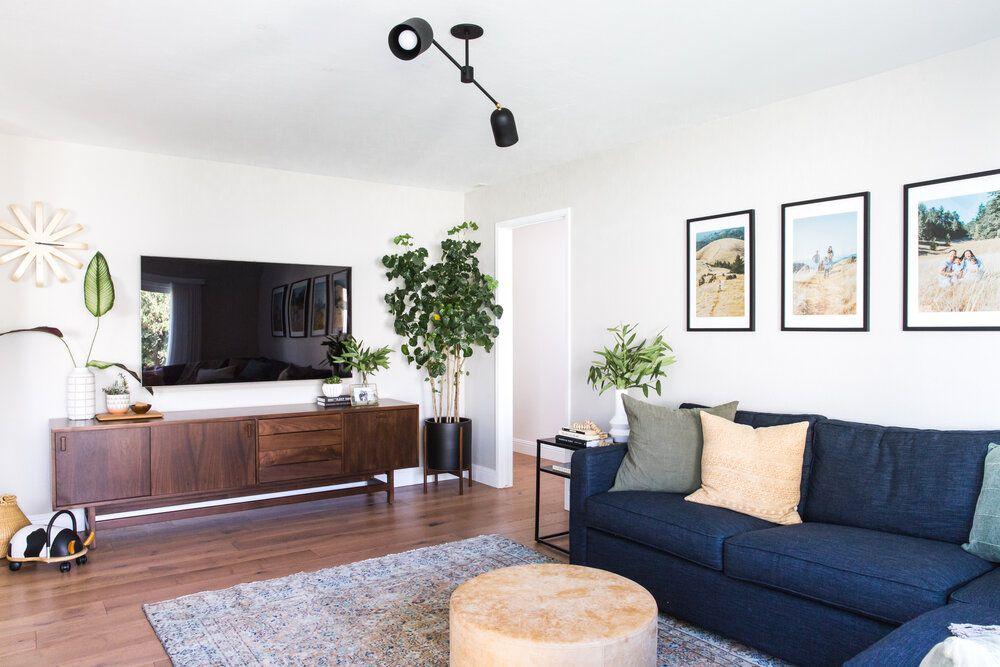 the best modern living room lighting ideas