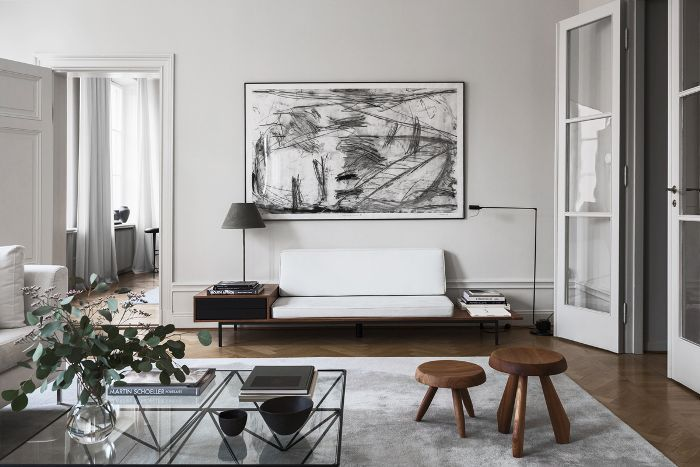 10 Modern Paint Colors You'll Want on Your Walls on Modern House Painting  id=36610