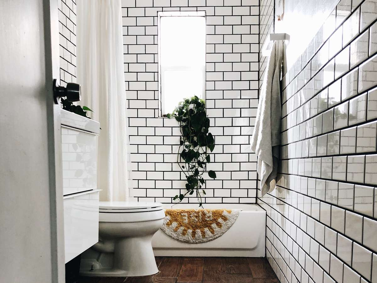 16 Subway Tile Bathroom Ideas to Inspire Your Next Remodel on Bathroom Ideas Subway Tile  id=69331