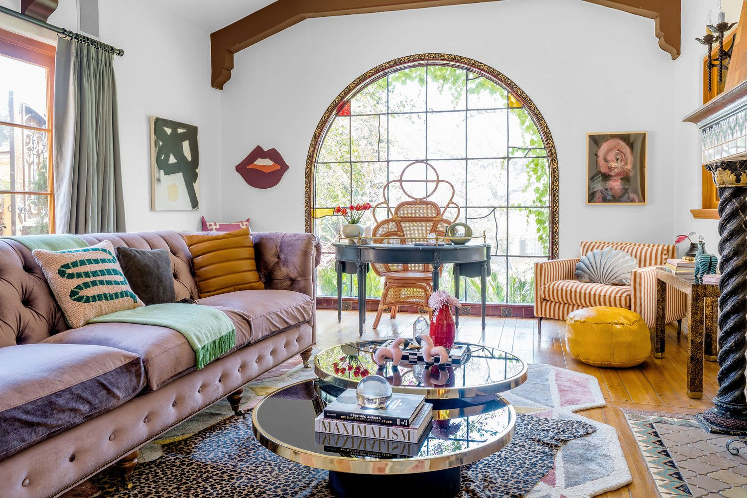 When you have guests for your next dinner party, family gathering or impromptu movie night,. 15 Eclectic Design And Home Decor Ideas