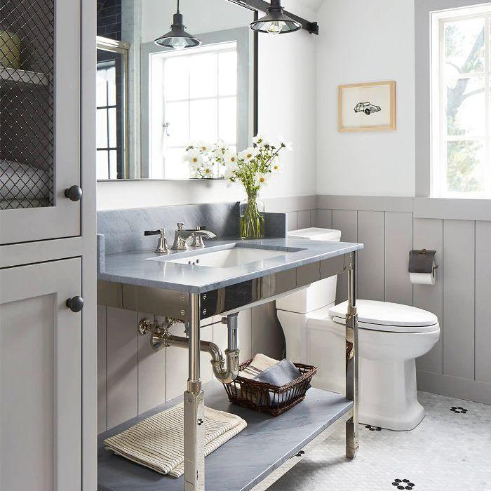 5 of the Best Small Bathroom Ideas Ever on Popular Bathroom Ideas  id=73304