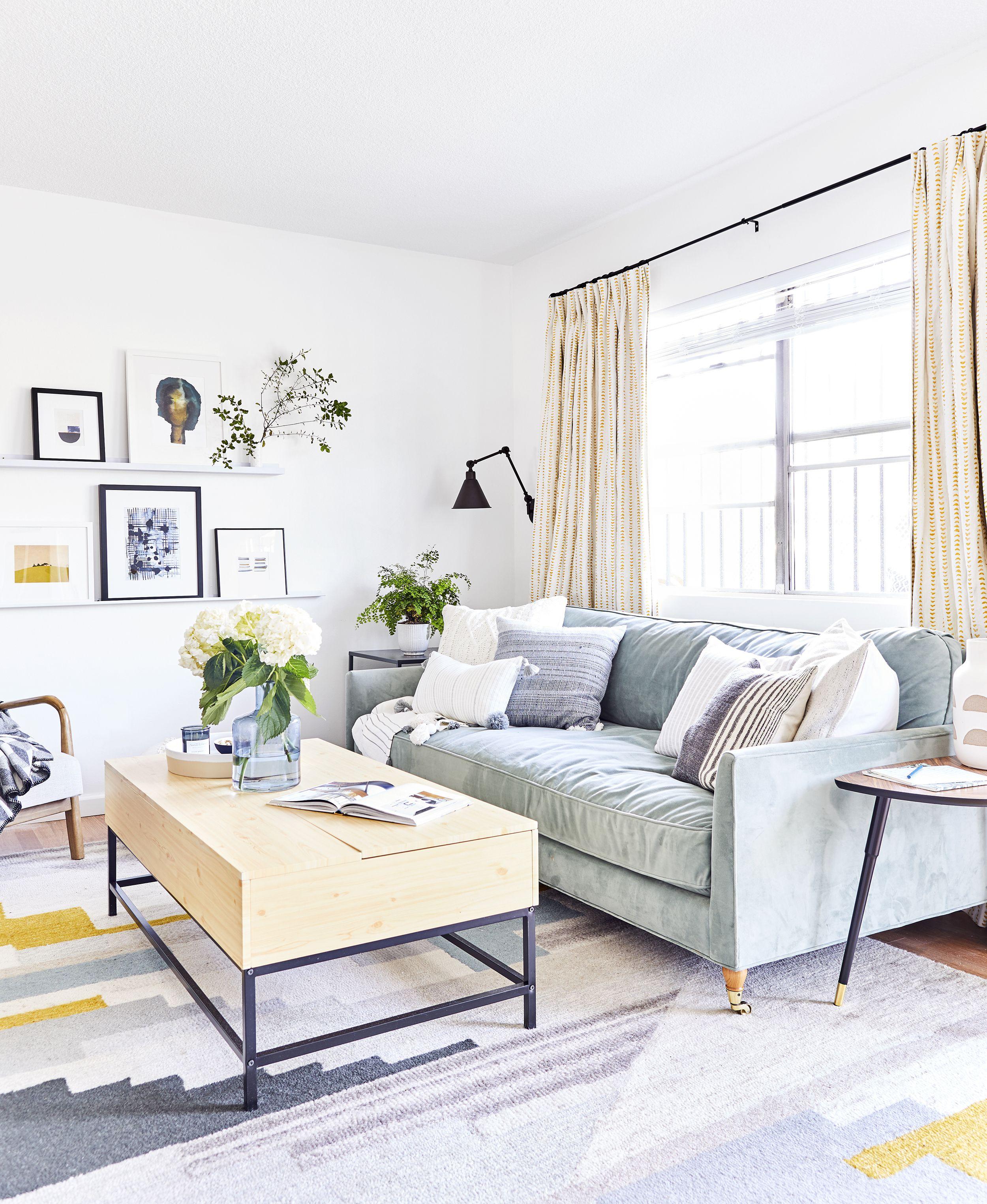 How To Furnish A Living Room Living Room Design Ideas