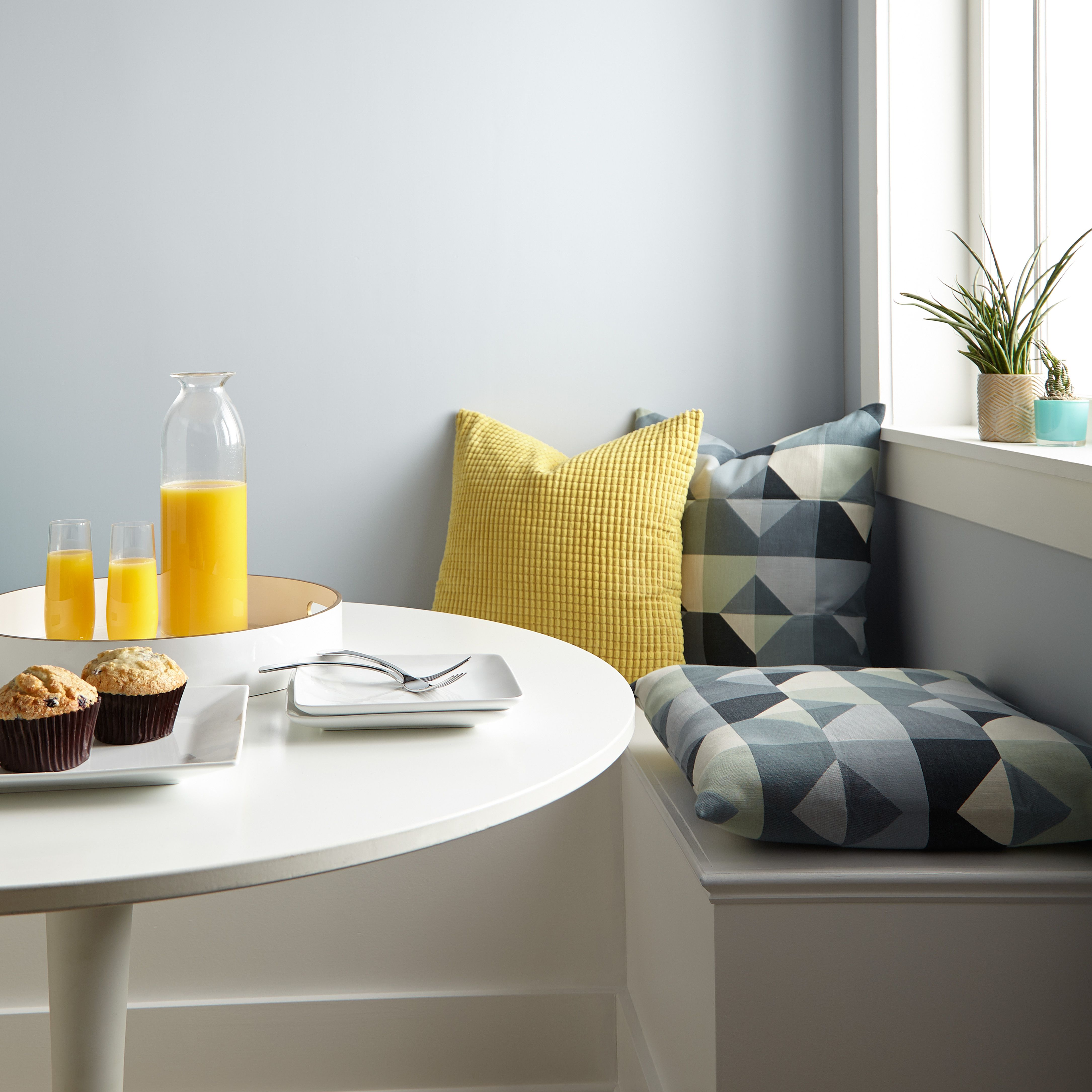 Behr Yellow Interior Paint