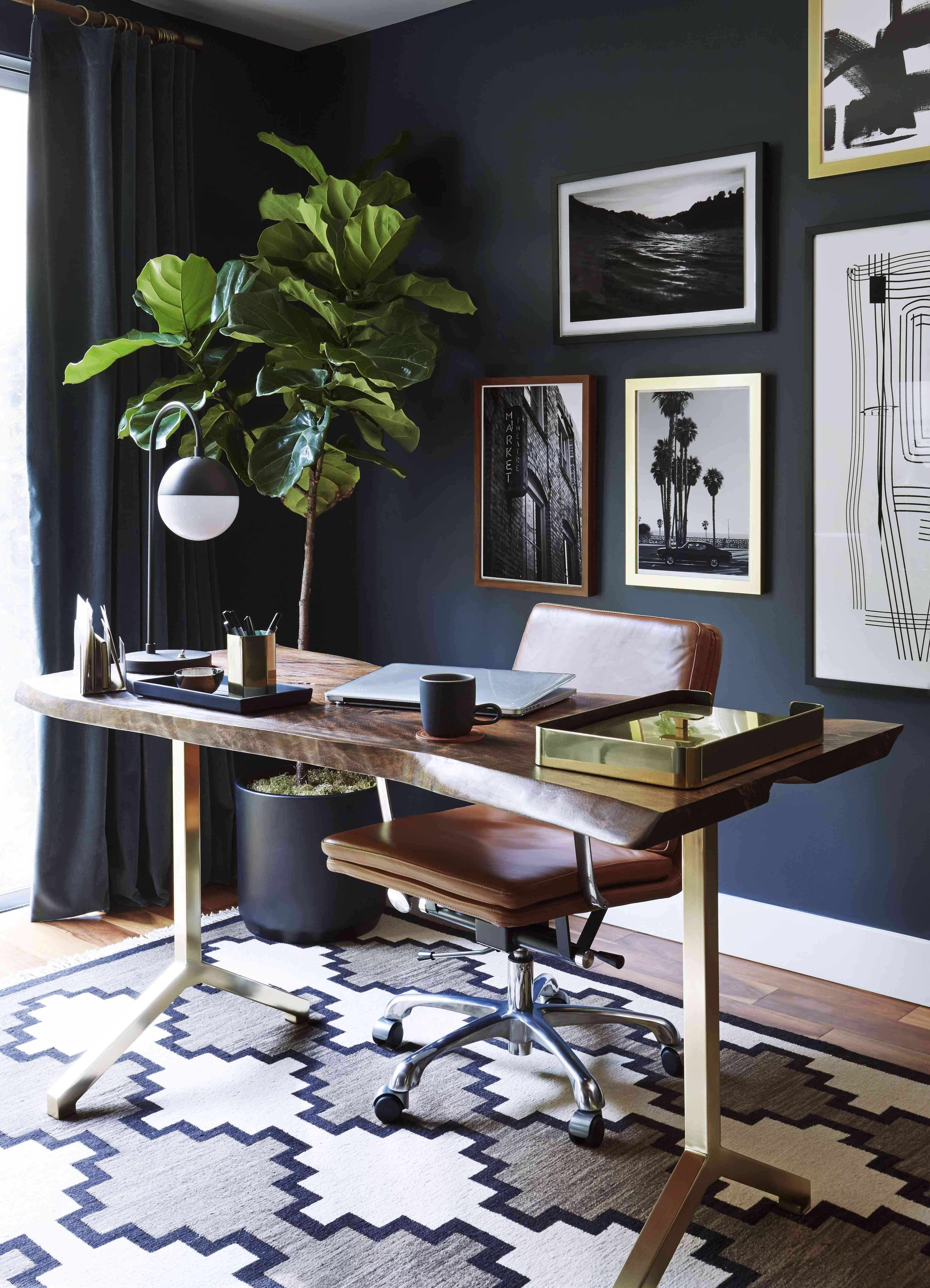 How To Pair Blue Decor With Every Color In The Rainbow