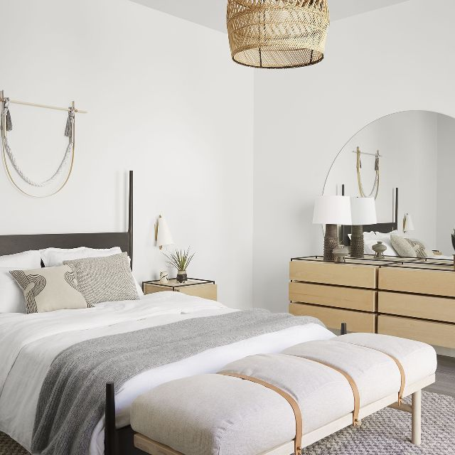 7 Tricks to Make Your Bedroom Look Expensive on Cheap Bedroom Ideas  id=94945