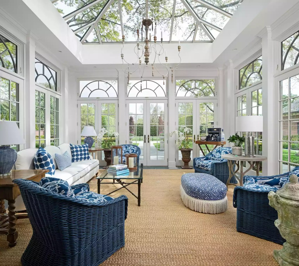 French Country Living Room Ideas