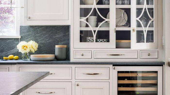 this hot kitchen backsplash trend is