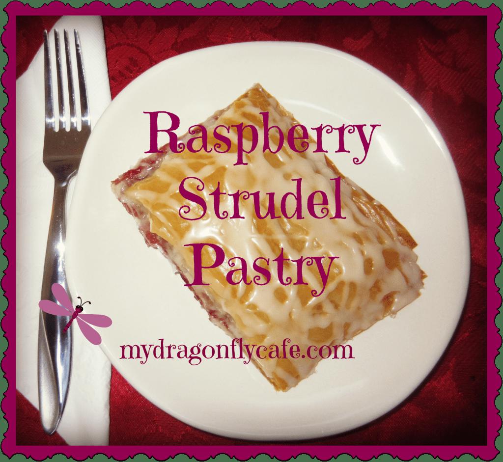 Raspberry Strudel Pastry