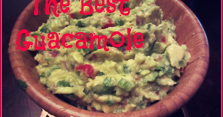 Guacamole for Everyone!