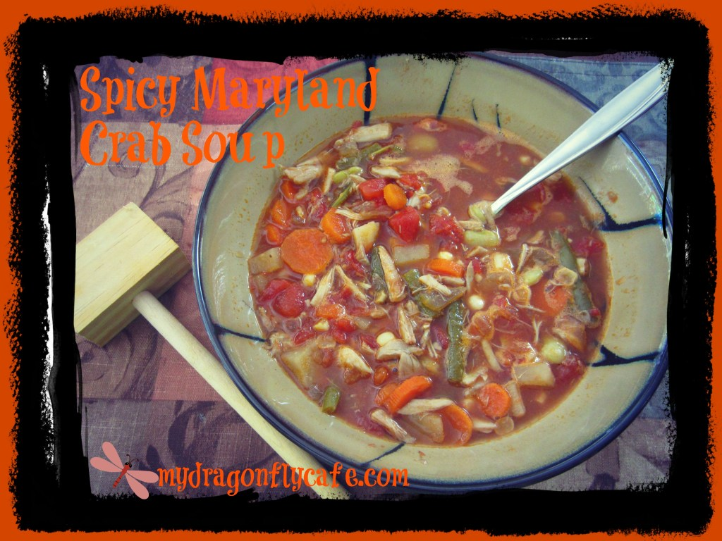 Spicy Maryland Crab Soup