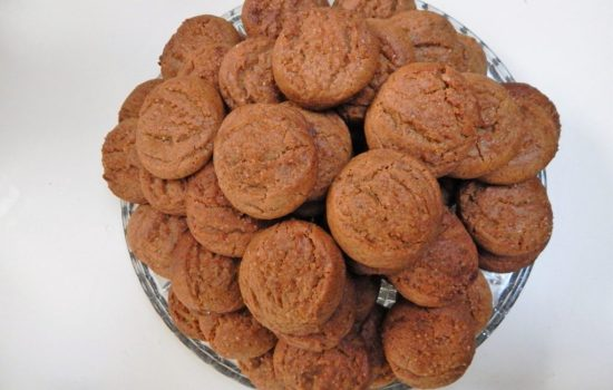 Gigi's Ginger Cookies