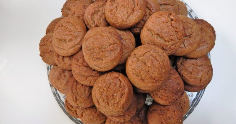 Gigi's Ginger Cookies