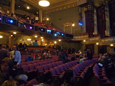 View From My Seat Majestic Theater Nyc Brokeasshome Com