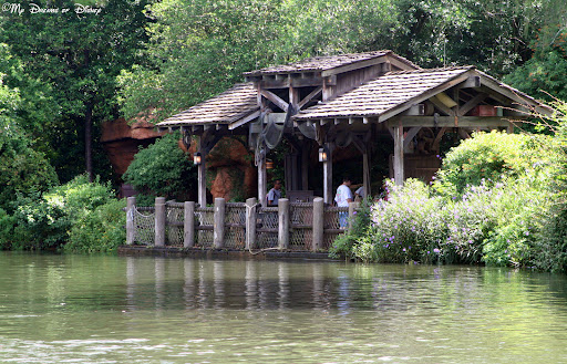 Wordless Wednesday - Tom Sawyer Island