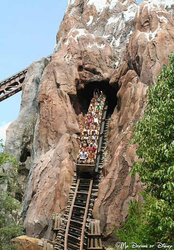 Animal Kingdom Monday - Expedition Everest