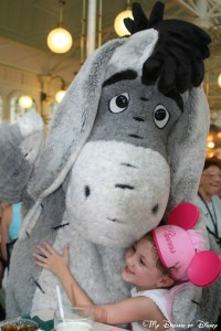Magic Kingdom, The Crystal Palace, Eeyore