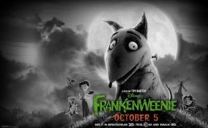 Frankenweenie A Tim Burton Movie That Will Shock You