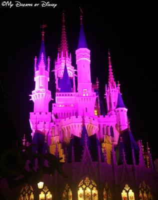 My Dreams of Disney, Disney In Pictures, Cinderella Castle