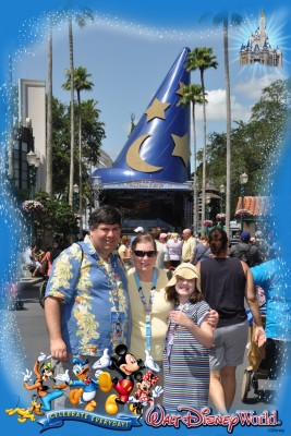 Sorcerer Mickey Hat, My Dreams of Disney, Disney's Hollywood Studios