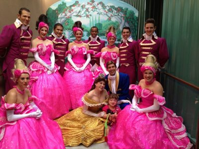 My Dreams of Disney, Disney In Pictures, Beauty and the Beast Live on Stage