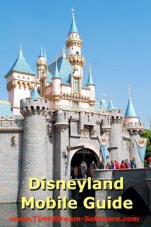 Disneyland Mobile Guide - Splash - Castle