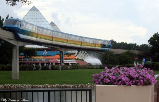 Who doesn't love the Monorail?