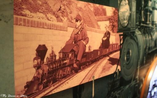 Walt's Railroad