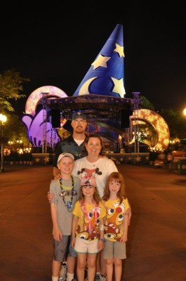 Our new writer Tanya and her family!