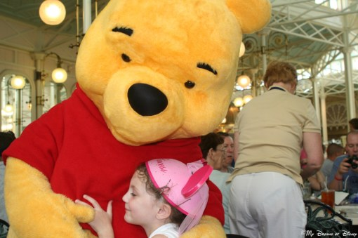 Pooh and Sophie